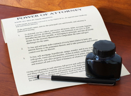 Power of attorney: Cambridge Huntingdon Ely Royston Cambourne